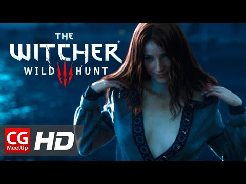 "CGI Cinematic Trailer HD ""The Witcher 3 Wild Hunt Launch Cinematic"" by Digic Pictures 