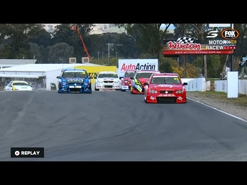 2017 V8 Touring Cars - Winton - Race 1