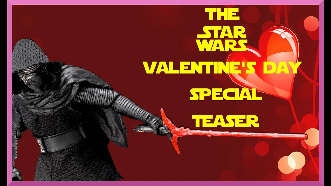 The Star Wars Valentineu0027s Day Special Teaser Trailer!