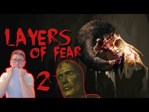 Horror Layers Of Fear 2 - The Return of the Uneventful Horror Game - Part 1
