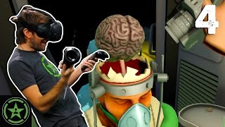 Let's Play - VR Surgeon Simulator ER: Experience Reality Part 4