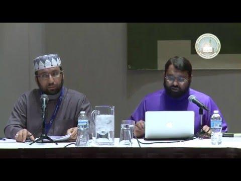 Towards Bridging the Salafi-Ashari Divide ~ AMJA Annual Convention   Mar 2016