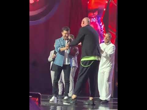 ЭКСКЛЮЗИВ! Президент Зеленский явился на Лигу Смеха