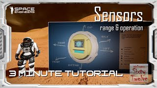 Sensors - Space Engineers 3 Mi…