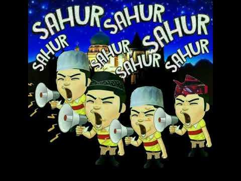 Sahur - Radja ~ Soewito RH