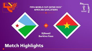 Джибути  0-4  Буркина-Фасо видео