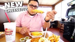 Chico's Tacos New Cheese Review - Best Food in El Paso - Full Nelson Eats A Lot