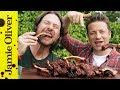 Rad Rum Ribs | DJ BBQ & Jamie