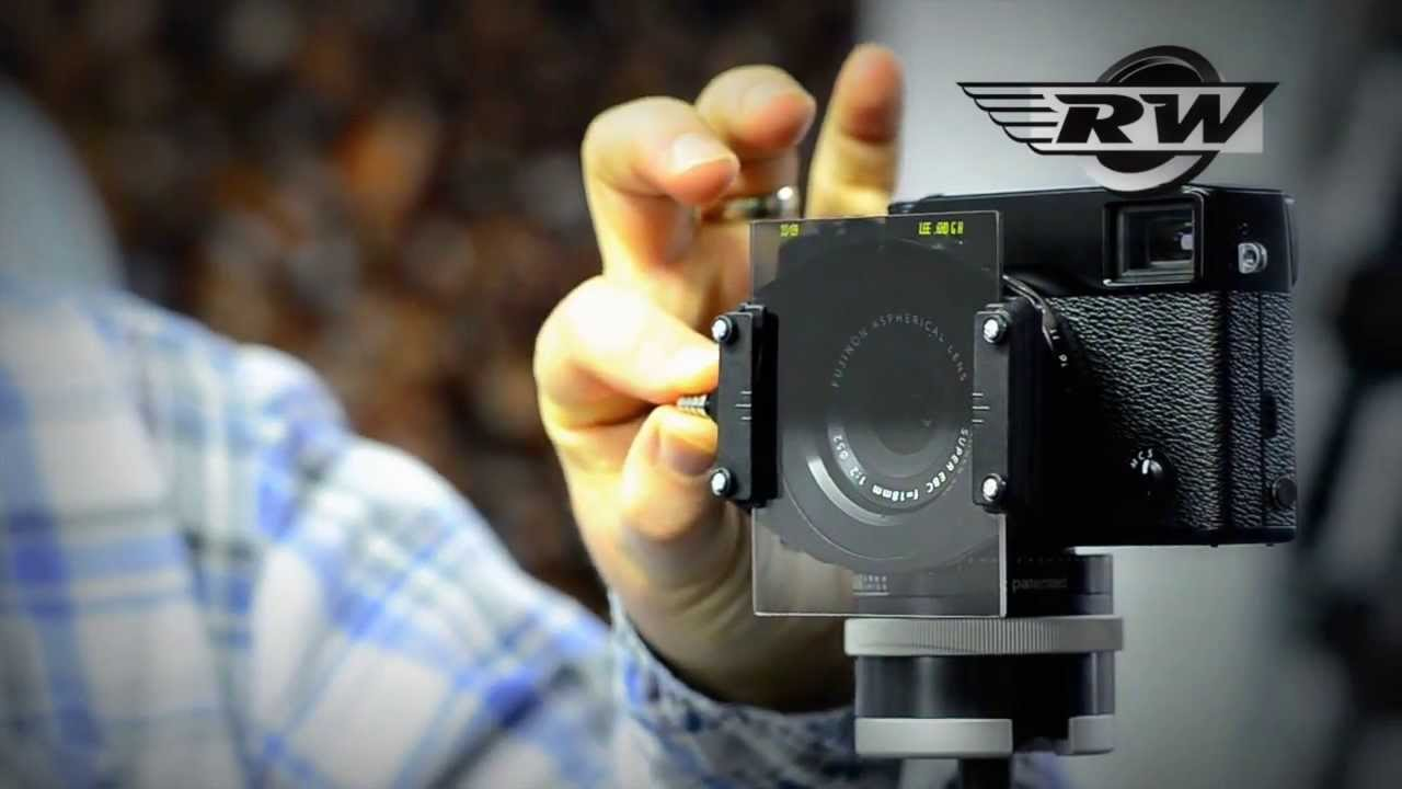 How to use the Lee Filters RF75 / Seven5 Filter system