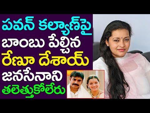 Renu Desai Revealed Sensational Things About Pawan Kalyan | Renu Marriage | Divorce | Take One Media