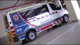 Get to know a Paramedic