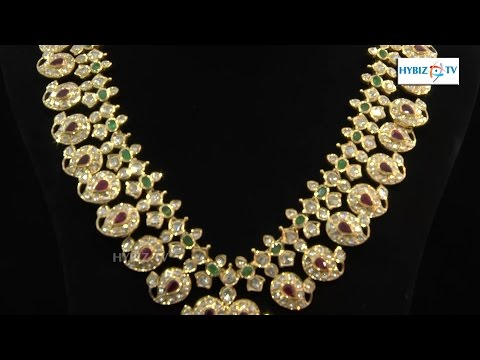 Uncut Diamonds Long Haram | Malabar Gold and Diamonds | hybiz