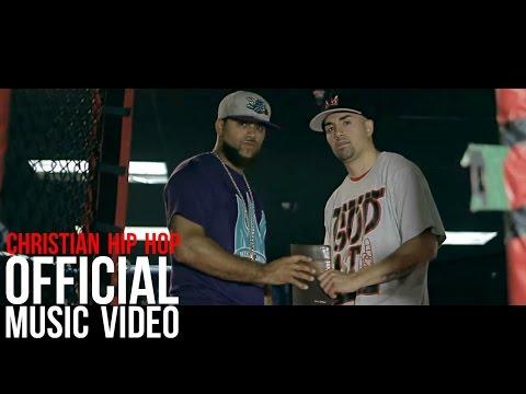 "NEW Christian Rap - DMC - Messiah Muzic ""FIGHTER"" Ft. Kevin & Gina Santiago(@ChristianRapz)"