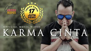 Gambar cover Andra Respati - KARMA CINTA (Official Music Video)