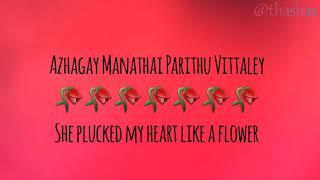Thuli Thuli lyrics with translation | Paiya | karthi|Tamannah|