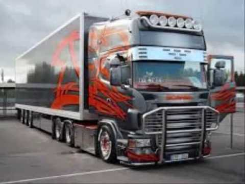 Camion Tuning tuning de camion scania - youtube