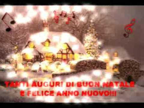 Auguri Di Buon Natale E Felice Anno Nuovo Canzone.Auguri Di Buon Natale E Felice Anno Nuovo Neyla Musica Rilassante