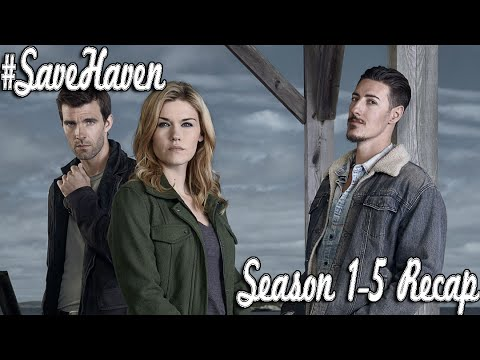 Haven Seasons 1-5 Recap In 4 Minutes HD [With Greek Subs]