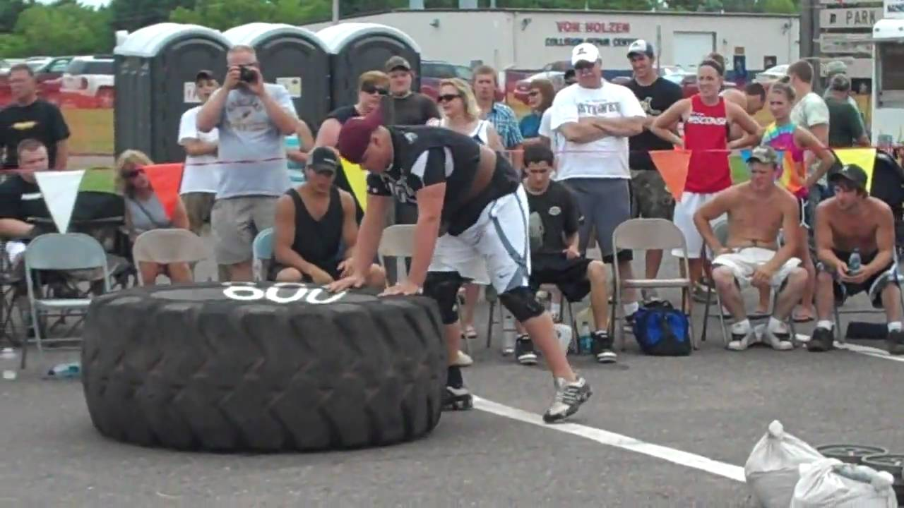 Ashland Bay Days Strongman