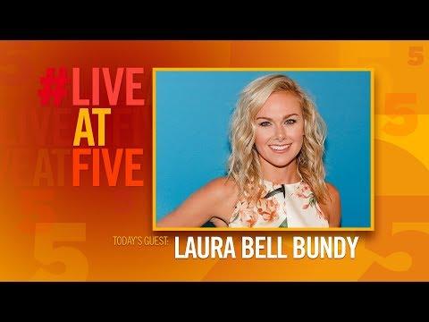 Broadway.com #LiveatFive with Laura Bell Bundy
