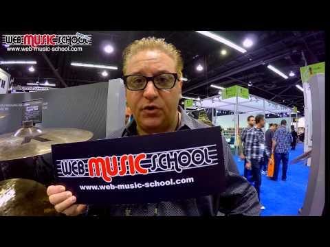 NAMM 2015 - Pat Petrillo - WEB MUSIC SCHOOL