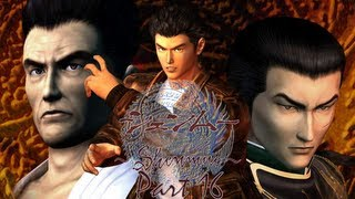 Let's Play Shenmue Part 16 - Mysterious Sword Handguard, Key, Dojo & MORE MYSTERIES!