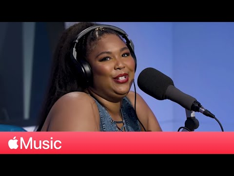 Lizzo: Missy Elliott Collaboration | Beats 1 | Apple Music