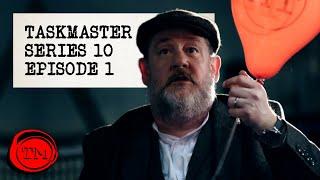 Taskmaster - Series 10, Episode 1 | Full Episode |