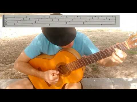 How To Play Clair De Lune On Guitar Intermediate Level Guitar Lesson Classical Guitar Claude Debuss