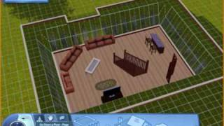 Sims 3 L How To Build A Basement