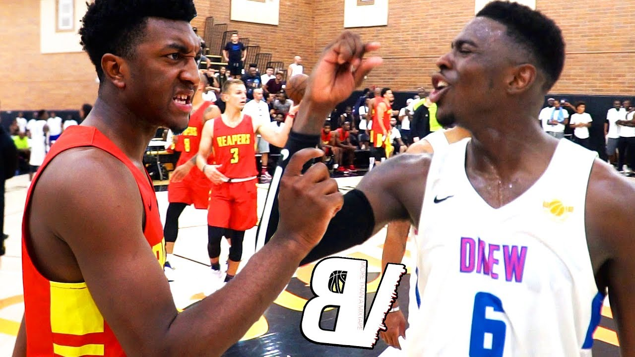kyree-walker-mcdonalds-all-american-vs-drew-league-mvp-kyree-exposes-the-game-in-the-game