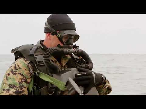 Marine Corps Force Recon Training  Swift Silent Deadly