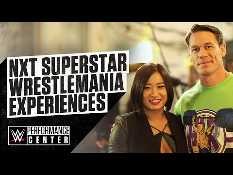 My WrestleMania 35 - NXT Superstars Share Their Impressions
