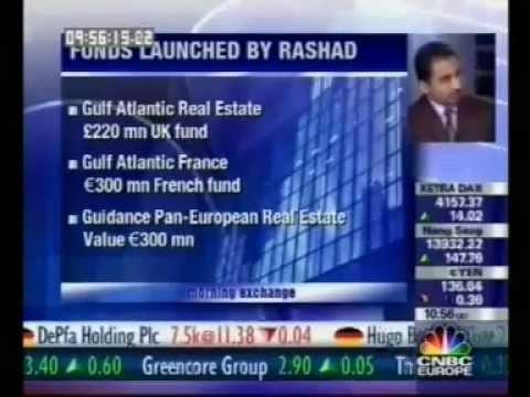 Rashad Yaqoob of Charles Andersen, Middle East money into UK real estate