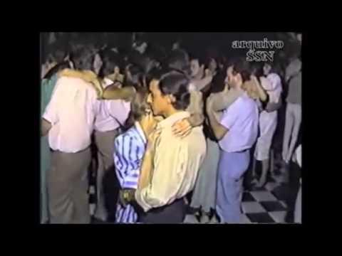 danceteria dos anos 80 tempo dos passinhos video da epoca