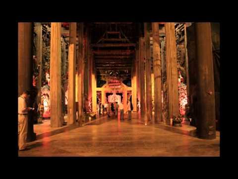 สถานที่ท่องเที่ยวพัทยา ชลบุรี  : ปราสาทสัจธรรม