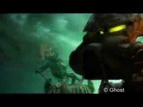 Bionicle-Gravity Hurts