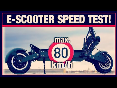 SXT ULTIMATE Pro+ Für 2.400,-€ 🔥 Max.80km/h 🔥 Speed Test! Kein Dualtron - SXT-ULTIMATE Pro+