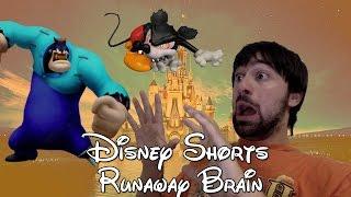 Disney Short Review - Runaway Brain