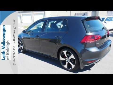 2015 Volkswagen Golf GTI Raleigh For-Sale, NC #V501405