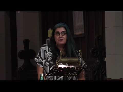 January 29, 2017: Guest Speaker Amal Rana