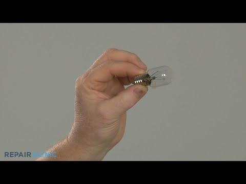 Cabinet Light Bulb - Whirlpool Microwave Oven/Hood Combo  #WMH73521CS6