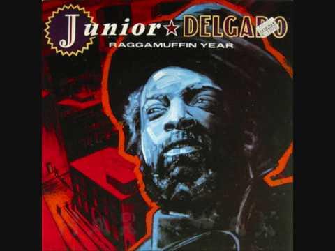 Junior Delgado - Raggamuffin Year