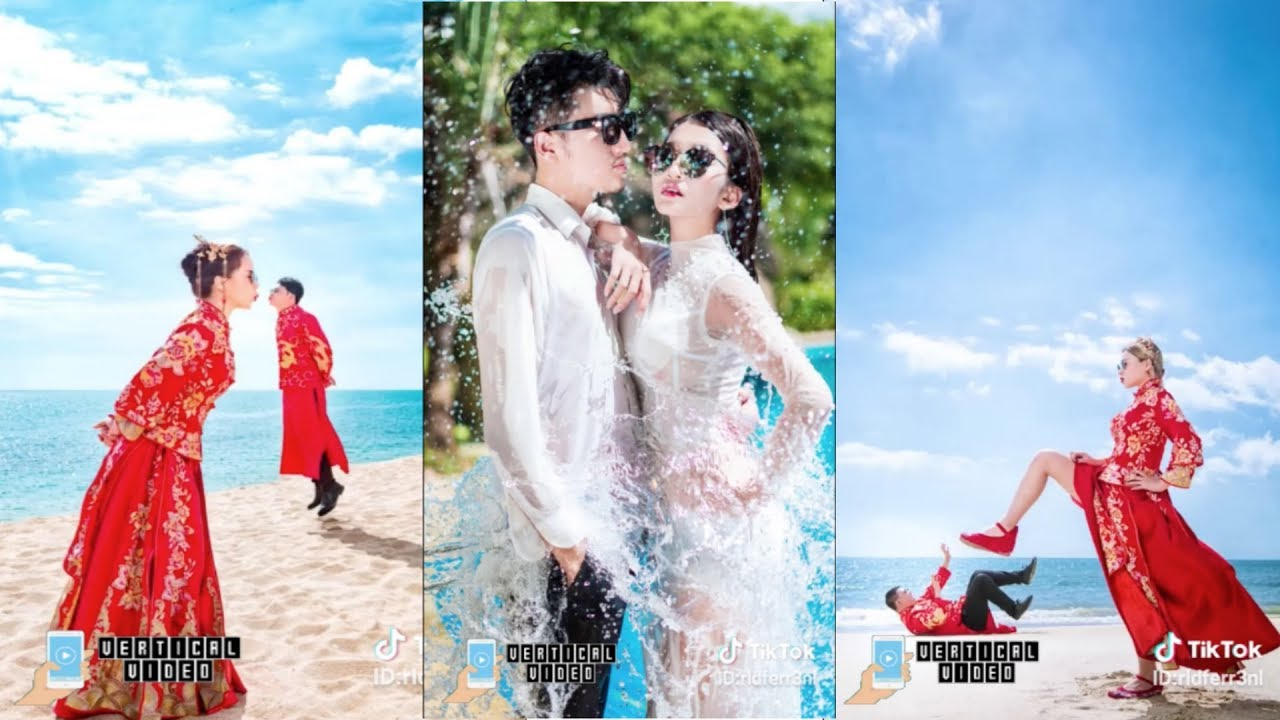 Wedding behind the scenes photography – pre wedding photography tips and tricks tiktok china douyin