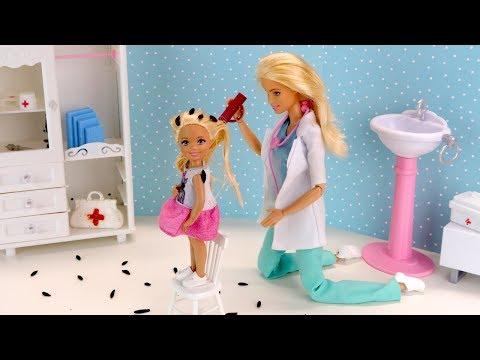 Барби Мультик Вши Вторая Волна Промолчала и Всех Заразила Куклы Игрушки Для девочек IkuklaTV
