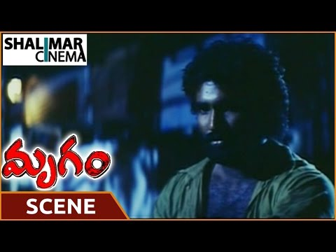 Mrugam Movie || Aadhi Pinisetty Misbehaving With Begger || Aadhi Pinisetty || Shalimarcinema