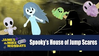 Spooky's House of Jump Scares (PC) James & Mike Mondays