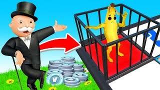 *NEW* Mega MONOPOLY Gamemode (Fortnite Creative)