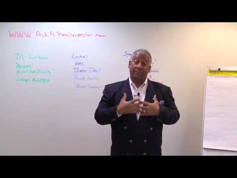 Financing Investment Property From DC Real Estate Investing Coach