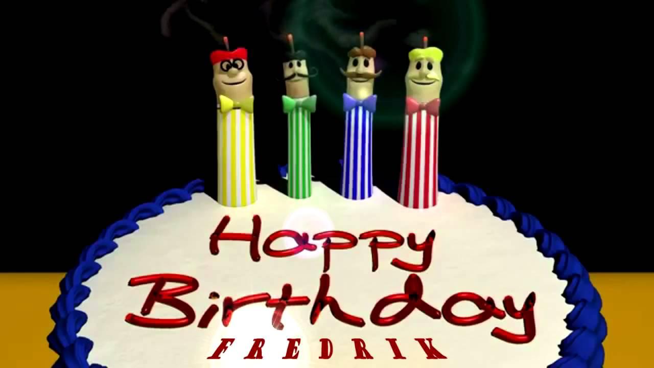 grattis david Grattis FREDRIK på din födelsedag!!!   YouTube grattis david